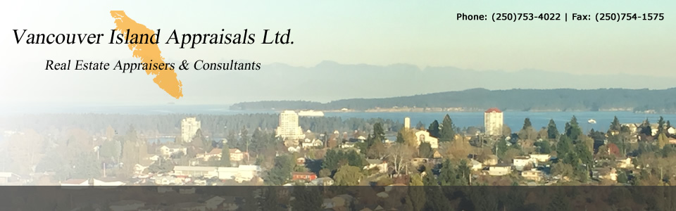 Appraisal Order Form - Vancouver Island Appraisals Ltd.